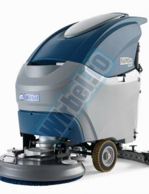 Masina spalat aspirat pardoseala Wirbel Rapid 40 SD 55